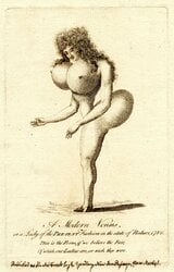 A modern Venus, or a lady of the present fashion in the state of nature, 1786.jpg