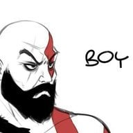 Kratos' Beard