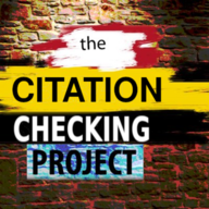 Citation Checking Project