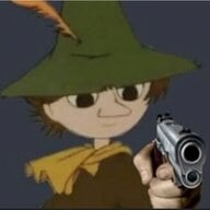 Snufkin the Snuf