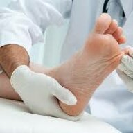 Bob Chipman's Podiatrist